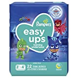Pampers Easy Ups Training Underwear Boys Size 5