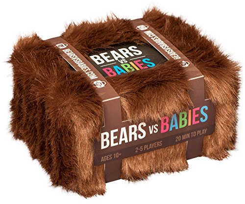 Bears vs Babies: A Card Game From the Creators of Exploding Kittens JungleDealsBlog.com
