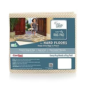 Amazon Com Con Tact Brand Eco Grip Non Slip Rug Pad 3 X