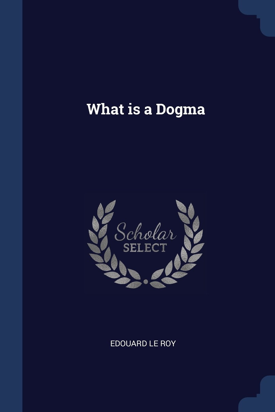 What is dogma 9