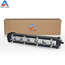 Auto safety LED Light Bar Flood Work Lamp Flush Mount Offroad Daytime Running Lamp Driving Headlight Auxiliary Lighting SUV Motorcycle Boat Jeep 4Wd Truck ATV Car