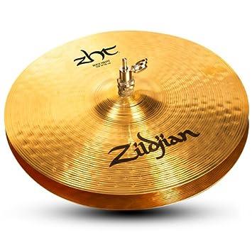 zildjian zht 14 inch rock hi hat cymbals pair