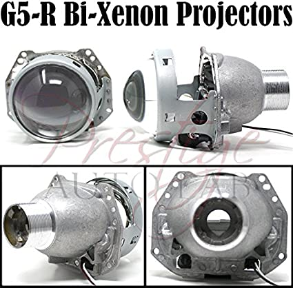 HID Bixenon - Lente de proyector G5-R de 3