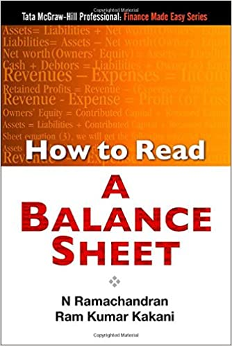 How to Read a Balance Sheet 1st Edition price comparison at Flipkart, Amazon, Crossword, Uread, Bookadda, Landmark, Homeshop18