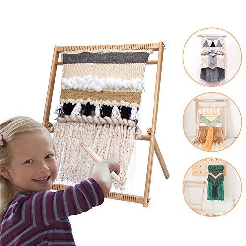 Xatan Weaving kit for Beginner and Children(Small)]()