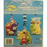 Teletubbies Dangling Cutouts (3ct)