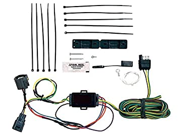 51yxw%2BB8BQL._SX355_ amazon com blue ox bx88285 ez light wiring harness kit for jeep toad wiring harness at gsmportal.co