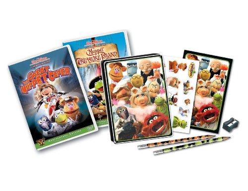 Muppet Tin Two Pack: Muppet Treasure Island/