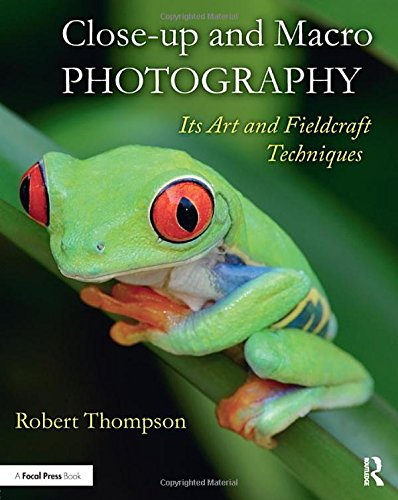 Close-up and Macro Photography: Its Art and Fieldcraft - Up Gallery Close
