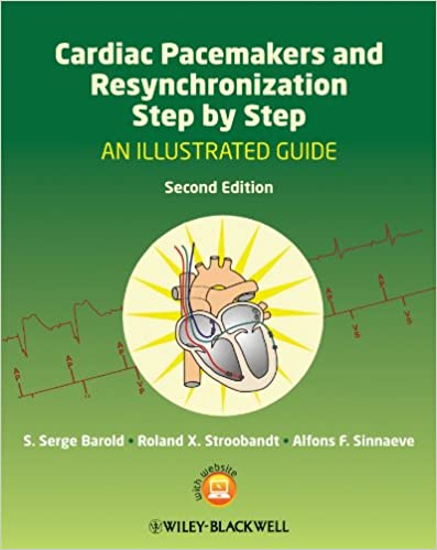 Cardiac Pacemakers And Resynchronization Step By Step: An Illustrated Guide por Roland X. Stroobandt epub