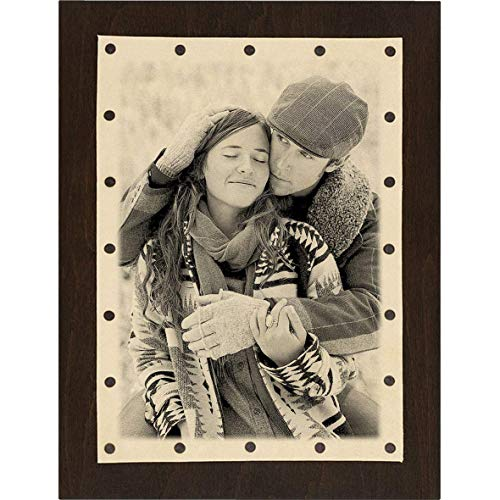 Leather Photo - HANDMADE - Birthday Gifts for Him or Her (One Month Wedding Anniversary Gifts For Him)