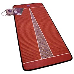 MediCrystal Far Infrared Mat - Negative Ions - FDA Registered Manufacturer