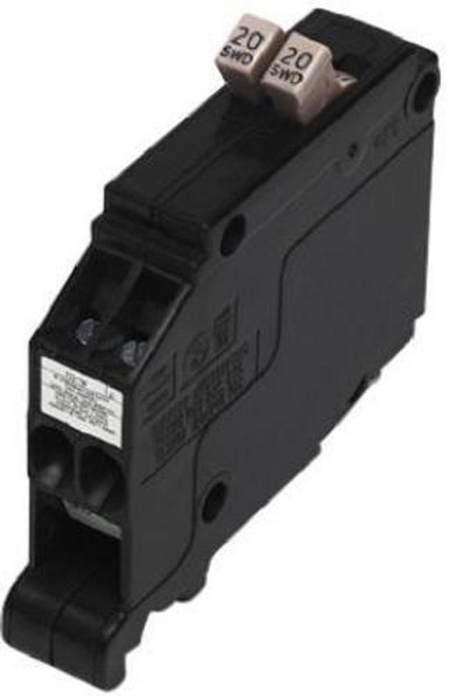 CHT2020 Cutler Hammer Twin Plug-On Circuit Breaker