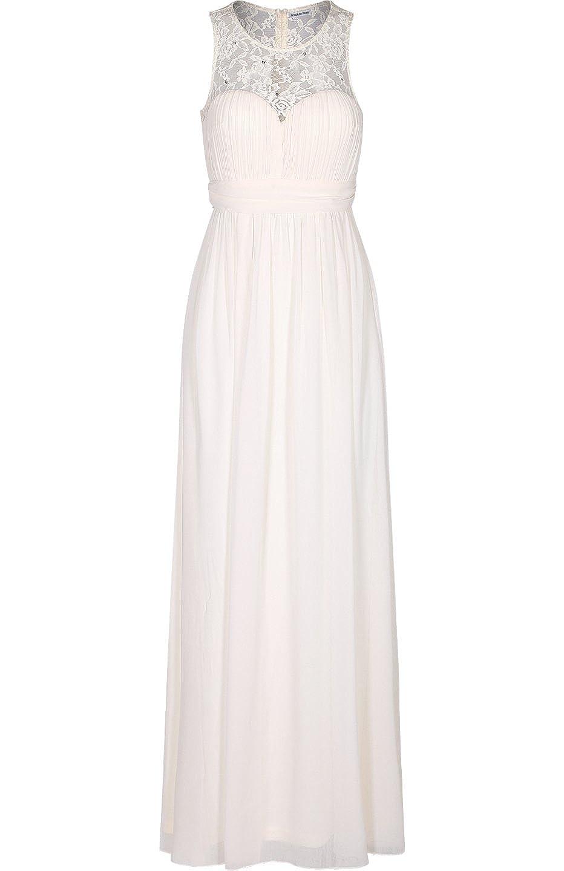 3e00ff27ac DESIGN  This sleeveless floor length maxi evening party dress features  sweet heart neckline