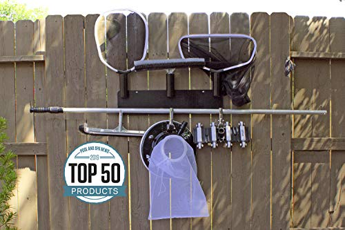 Poolmaster Swimming Pool Maintenance Tool Organizer