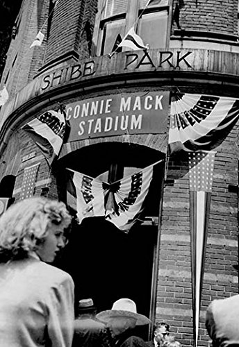 Connie Mack Stadium - Formerly Shibe Park Philadelphia PA 28x42 Giclee on Canvas