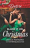 img - for Blame It On Christmas (Southern Secrets) book / textbook / text book