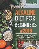 Best Alkaline Diet Books - Alkaline Diet For Beginners #2019: The Ultimate Alkaline Review