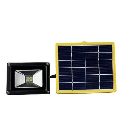 MYY 12Leds Foco Solar Sensor Movimiento Luz Solares De Seguridad Garden Lawn Que Enclava Las Luces