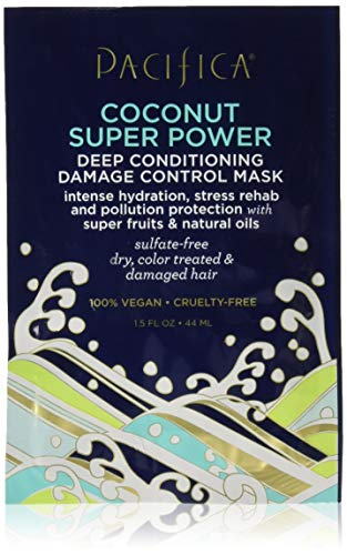 Pacifica Beauty Coconut Super Power Deep Conditioning Damage