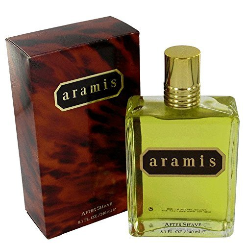 Aramis 8.1 OZ After Shave Splash Mens New by Hot Buckles