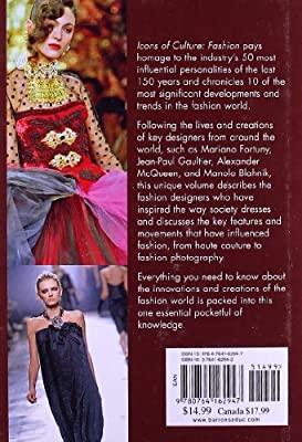 Fashion The 50 Most Influential Fashion Designers Of All Time Icons Of Culture Amazon Ae