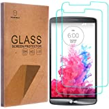 [2-PACK]-Mr Shield For LG G3 [Tempered Glass] Screen Protector with Lifetime Replacement Warranty