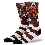 Stance Men's Bears Banner Socks