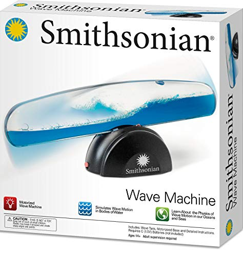 Smithsonian Wave Machine