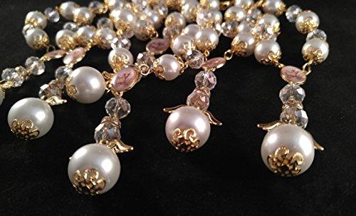 First Communion Memories Holy Grail Golden Bracelets Party Pack 12. Mi Primera Comunion Recuerditos12 Piezas