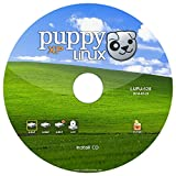 XP Puppy Linux (A Linux Operating System with the Look of Windows XP) on CD