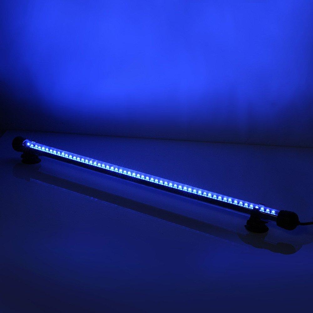 Speed aquarium mondlicht led lampe wasserdicht glasgehuse speed aquarium mondlicht led lampe wasserdicht glasgehuse leuchtbalken leuchte aquarium beleuchtung 50cm blau amazon haustier parisarafo Images