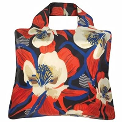 Envirosax Mai Tai and Garden Party Reusable Shopping Bags, Set of 3