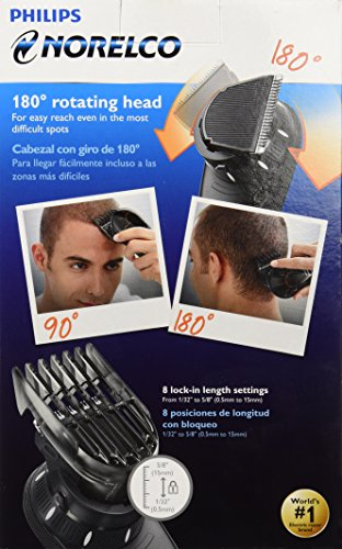 Philips norelco qc556040 do it yourself hair clipper health beauty philips norelco qc556040 do it yourself hair clipper solutioingenieria Images