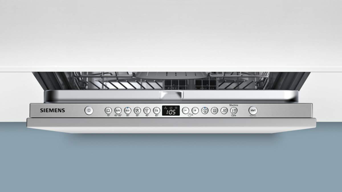 Siemens SN636X01CE lavavajilla Totalmente integrado 13 cubiertos A ...