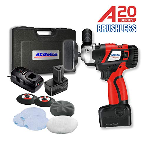 - ACDelco Brushless 2-Speed LIGHTEST 3