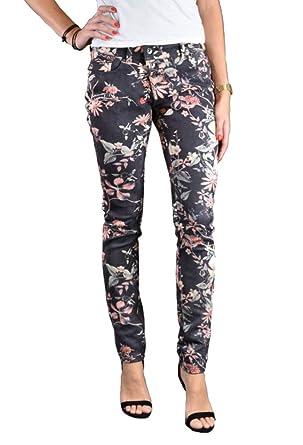 d3e1f012e3fa Buena Vista Damen Jeans Malibu Velour Knit  Amazon.de  Bekleidung