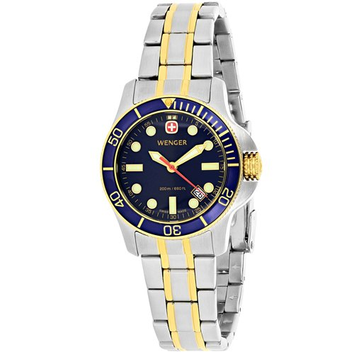 Wenger Women's Battalion III Diver watch #72336