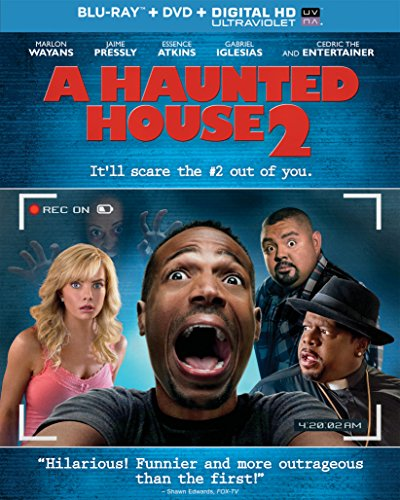 A Haunted House 2 [Blu-ray] (Scary Movie Haunted House)