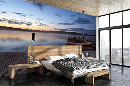 Whian 3D Papel Pintado Mural Decoración Sala De Estar Dormitorio ...