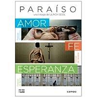 Pack Paraíso: Amor + Fe + Esperanza [DVD]