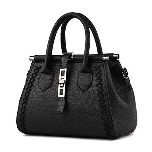 G&t High Quality Pu Women Bag Large Capacity Cute Fashion Girl Handbag Shoulder Leisure Bag(c1)