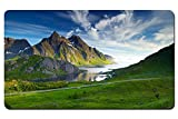 Best Nature Views Scenery - Large Gaming Mouse Pad - Tabletop Mat - 23.6''x13.8''(60cmx35cm)
