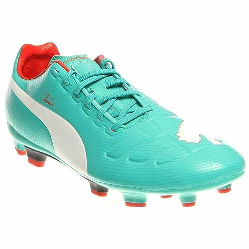 5b31dfd6743 Puma Mens Evopower 3 FG Firm Ground Soccer Shoe 11 1 2 US