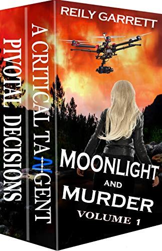 Moonlight and Murder volume 1: Action-packed romantic mystery thrillers by [Garrett, Reily]