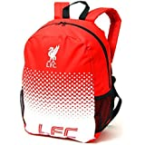 Liverpool FC Football Team Fade Zip Bag Backpack