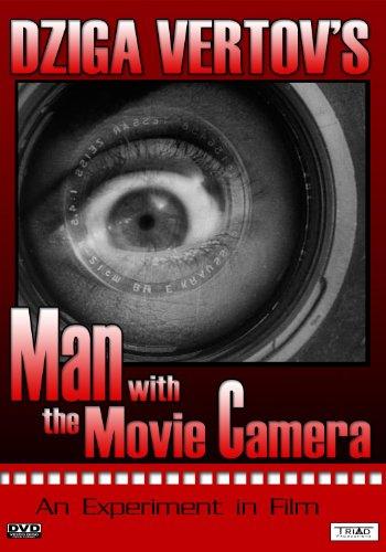 Man With A Movie Camera (Enhanced Edition) 1929