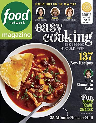 Top 6 Magazine Subscription Food