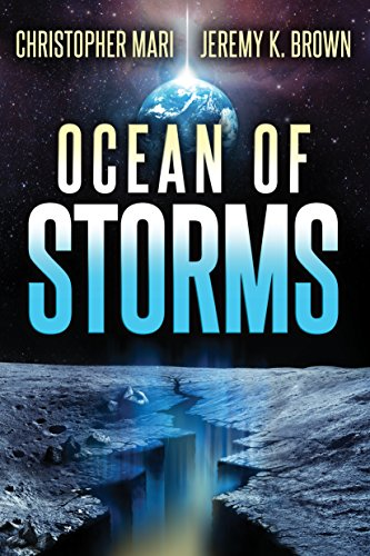 "Ocean of Storms by [""Christopher Mari"", ""Jeremy K. Brown""] cover"