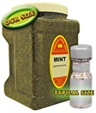 Family Size Marshalls Creek Spices Mint, 8 Ounces